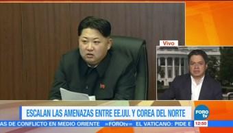 Corea Norte reducir EU gelatina líder