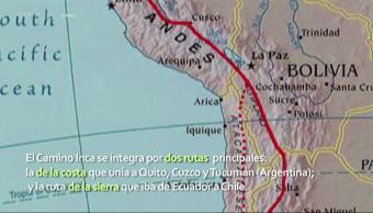 Retomando A Javier Aranda Luna Qhapac Ñan