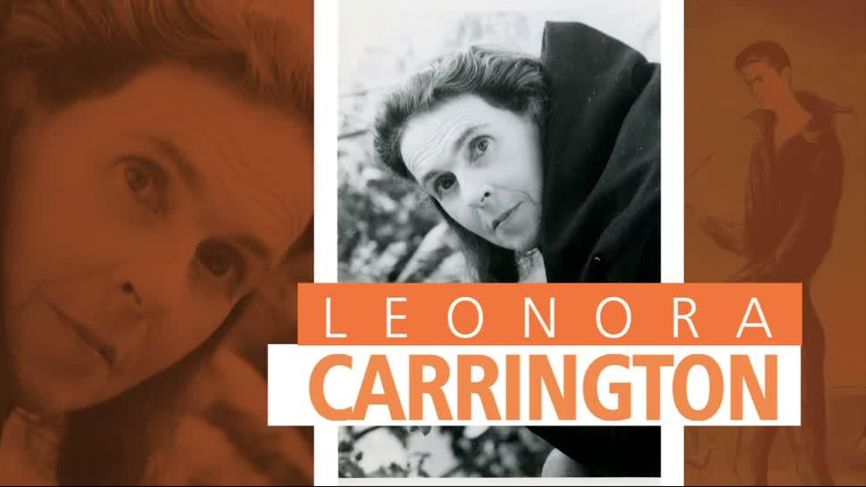 Retomando A Leonora Carrinton Javier Aranda Luna