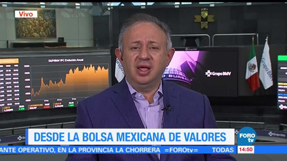 Bmv Resiste Turbulencias Extranjero Arnulfo Rodríguez Analista Financiero