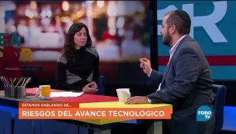 David Varela habla de riesgos del avance tecnológico