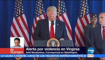 Opinion Publica Eu Condena Racismo Critica Trump