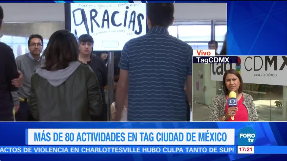 Cierra Primera Jornada Tagcdmx Martes