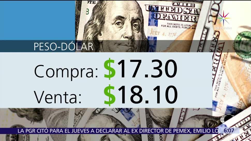 dólar, vende, $18.10