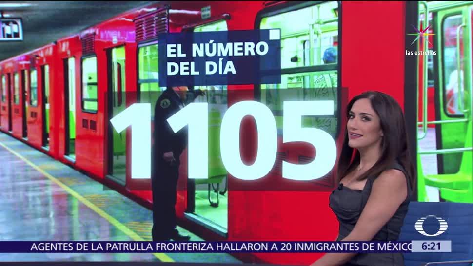 El Número Día 1105
