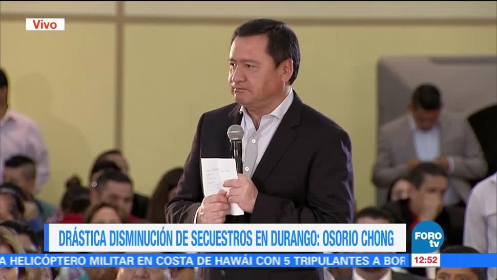 Osorio Chong Reconoce Policías Municipales