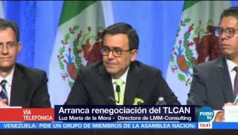 visión estadounidense dificulta renegociación del TLCAN