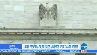 Reserva Federal preparada iniciar reducción cartera