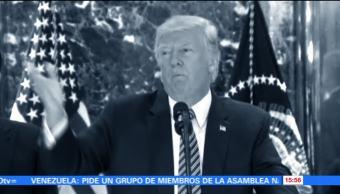 Trump culpa activistas por violencia racial