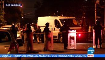Muere menor baleado Venustiano Carranza CDMX