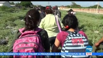 Trump finaliza programa apoyaba menores centroamericanos