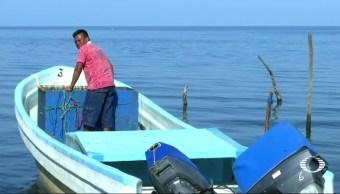 Pescadores llevan 15 días desaparecidos en el Pacífico