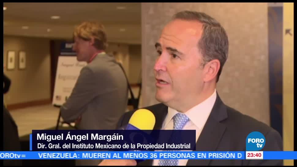 TLCAN ayudará a la modernización del IMPI Miguel Ángel Margáin