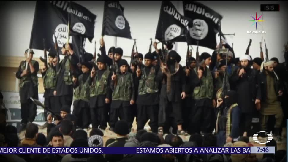 Joven Escapa Estado Islámico Esclava sexual