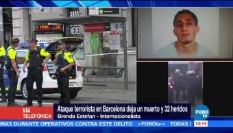 Atentado Barcelona desafío para autoridades españolas