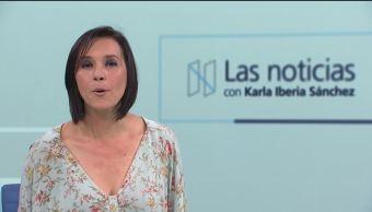 noticias Karla Iberia Programa 17 agosto