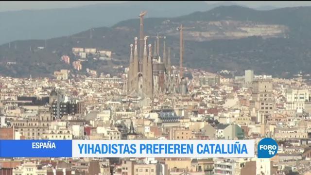 Cataluña principal punto del yihadismo en España