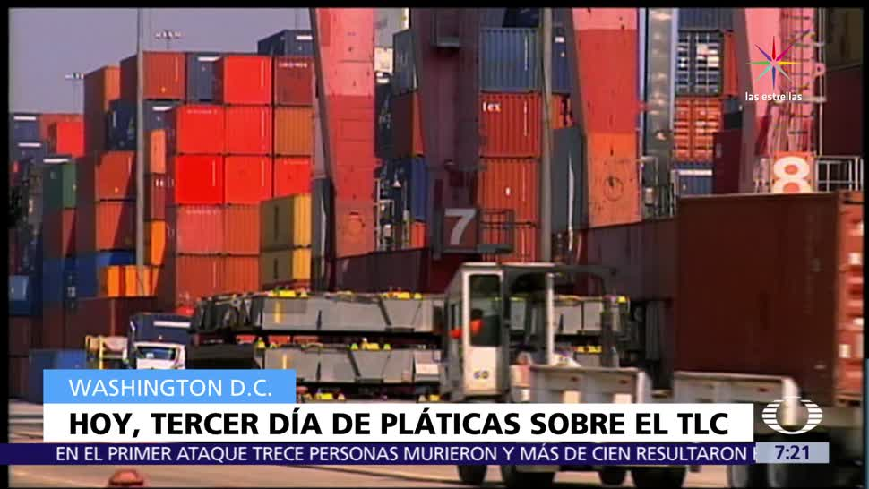 Segundo Dia Renegociacion Tlcan Registra Avances Agricultura