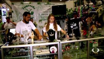 Expo mariguana sin mariguana en la CDMX