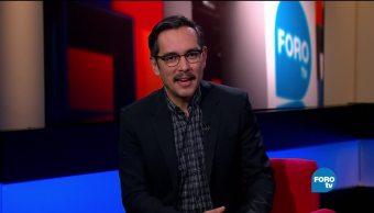 Genaro Lozano entrevista a Ricardo Núñez Muñoz