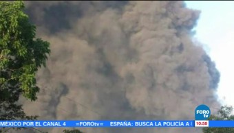Explosion Ducto Pemex Muerto Veracruz Toma Clandestina