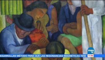 Palacio Bellas Artes Reune Exposicion Picasso Rivera