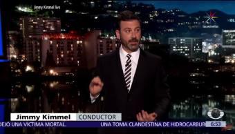 Comediante Kimmel solución Donald Trump