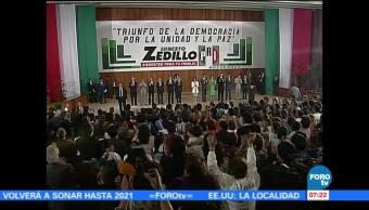 Ernesto Zedillo Gana Elección Presidencial