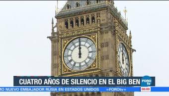 Big Ben Dejará Sonar Años