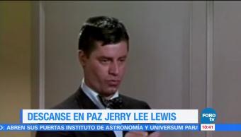 Muere Jerry Lee Lewis Leyenda Comedia