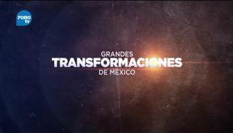 Grandes Transformaciones de México nuevo presidencialismo