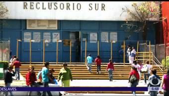 Desaparece Reo Reclusorio Sur CDMX