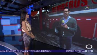 Bomberos Ciudad de México Celebran Día