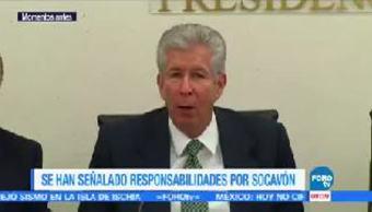 Gerardo Ruiz Esparza Comparece Senado República