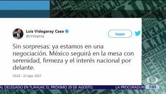 Luis Videgaray Responde Trump TLCAN