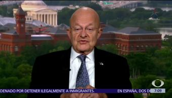 James Clapper, cuestiona, sensatez, Trump