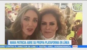 Mara Patricia Abre Página Internet