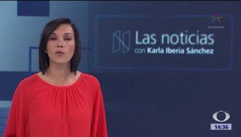noticias Karla Iberia Programa 23 agosto