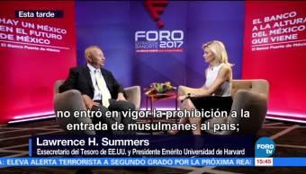 lógica económica TLCAN abrumadora Lawrence Summers