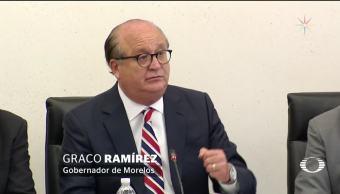 Graco Ramírez asegura que alertó sobre riesgo en Paso ExpressGraco Ramírez asegura que alertó sobre riesgo en Paso Express