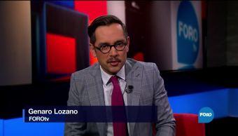 Genaro Lozano entrevista a Enrique Berruga