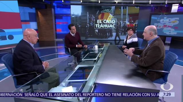 Paso Express, Anaya, Tláhuac, análisis