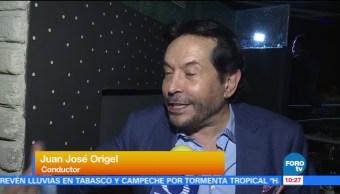 Juan José, Origel, acerca, arte