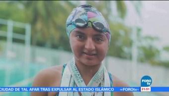 Carmen Paola Multicampeona paralímpica continúa triunfando