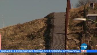 SRE responde a Trump en relación al muro fronterizo y TLCAN