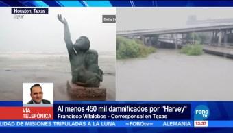Harvey Cifra Record Inundaciones Texas