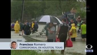 Catastrofica Situacion Houstontexas Harvey