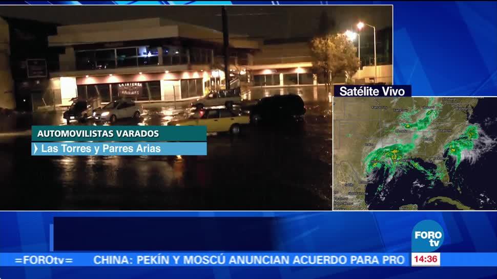 Tormenta Afecta Zona Metropolitana Guadalajara