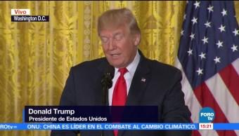 Recuperacion Larga Difícil Texas Luisiana Trump Presidente De Eu Donald Trump