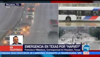 Lluvias Houston Cesan Texas Situación De Emergencia